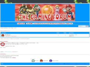 The gaming forum