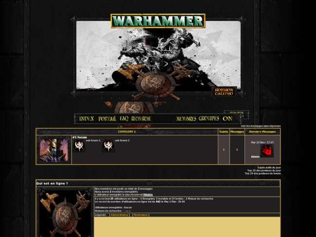 Hammer 10k