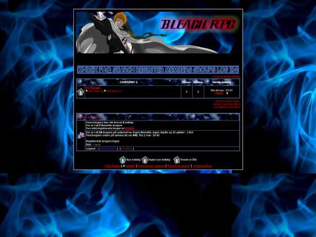 Bleach RPG, ShadowHMF style