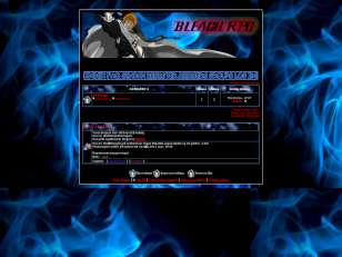 Bleach rpg, shadowhmf ...
