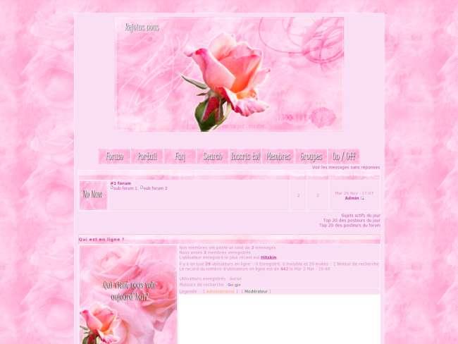Une rose pour l'être a...