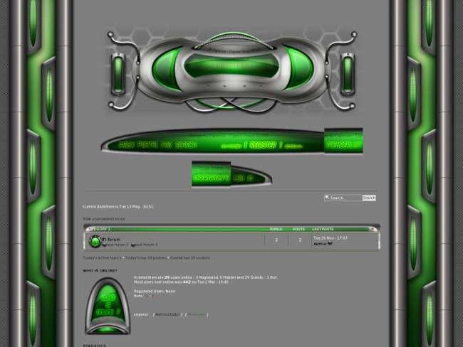 Green xperiment en