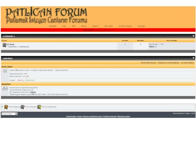 Patlican forum İnvisio...