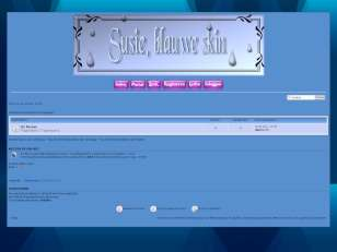 susie blauwe skin