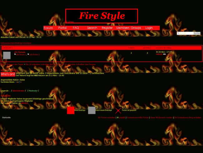 Fire style