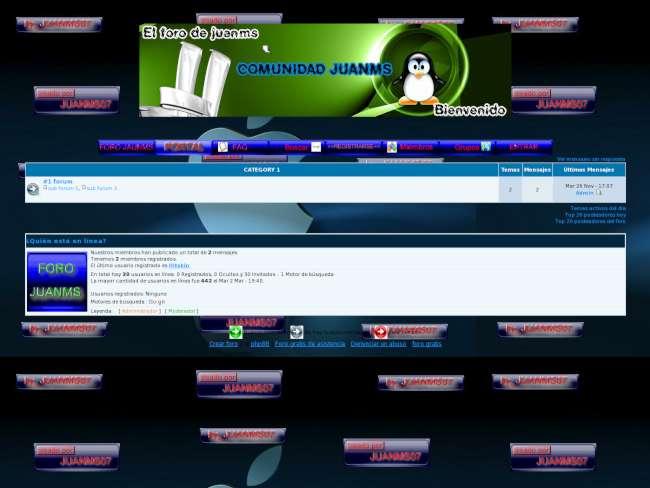 Webmasters blue v.2.0 ...