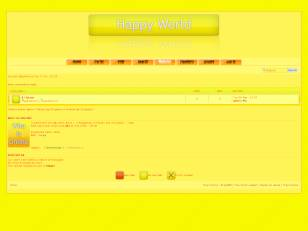 Web 2.0 yellow by iathεn