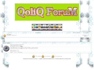 Qolİq forumum
