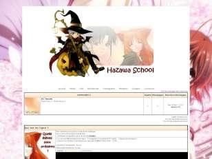 Hazawa school