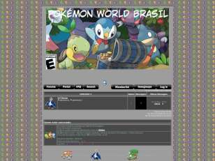 Pokémon world sinnoh
