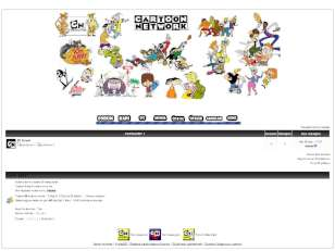 Cartoonnetwork thema