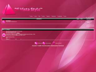 Pink Vista Style