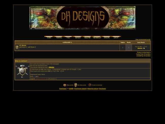 Warcraft: the horde