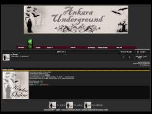 ankara underground