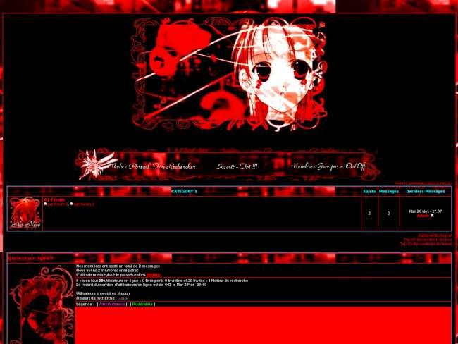 Blood manga