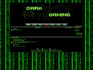Dark gaming v2