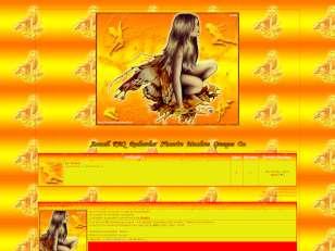 Fire faery - version 2