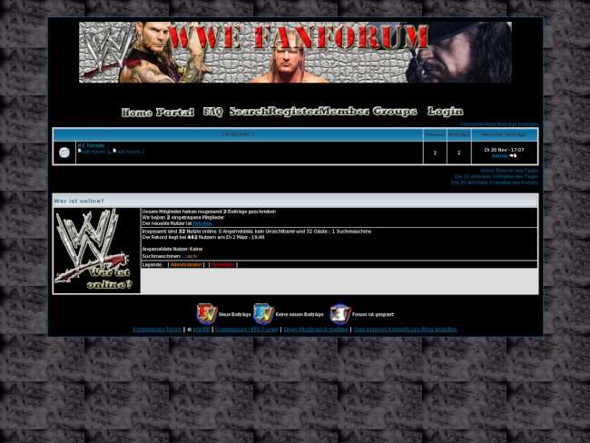 Wwe fanstyle