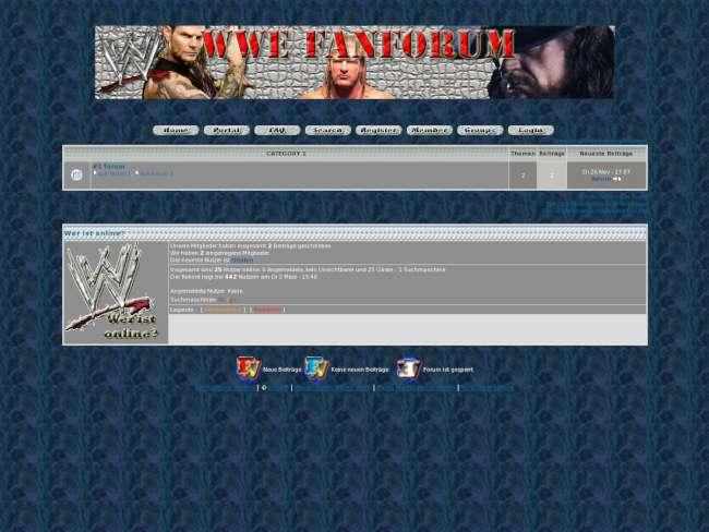 Wwe fanforum realstyle