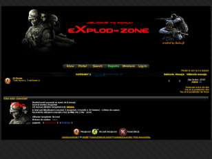 Explod-zone by bodo.jr