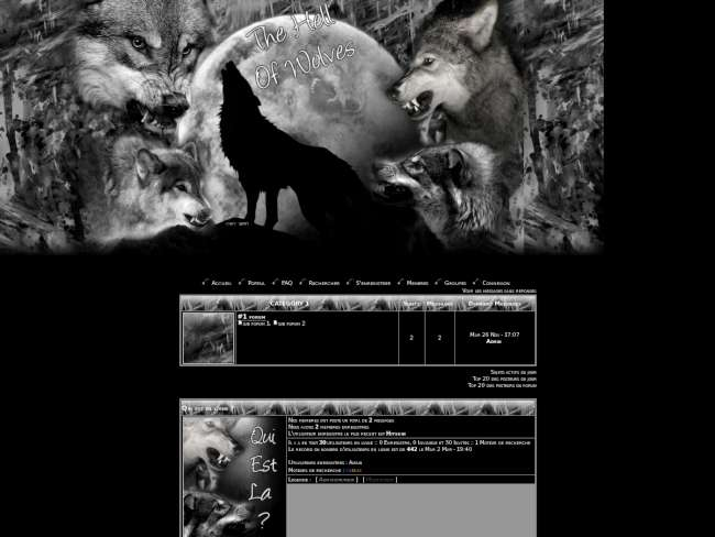 Wolf hell