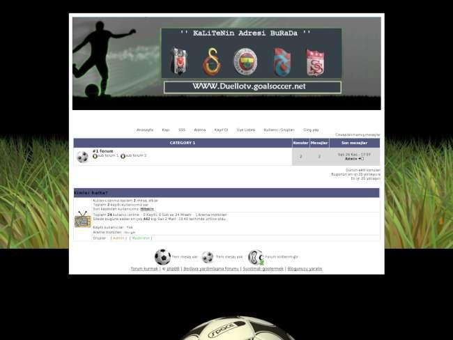 Futbolik Tema ;) SÜPER