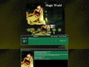 Magic world, le nouvea...