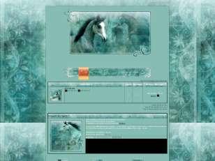 Thème horses