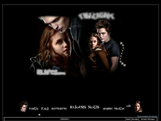 Twilight rpg