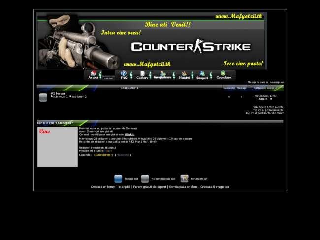Counter-css