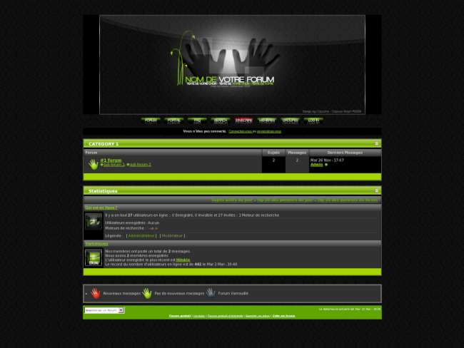 Mains Web2 INVISION