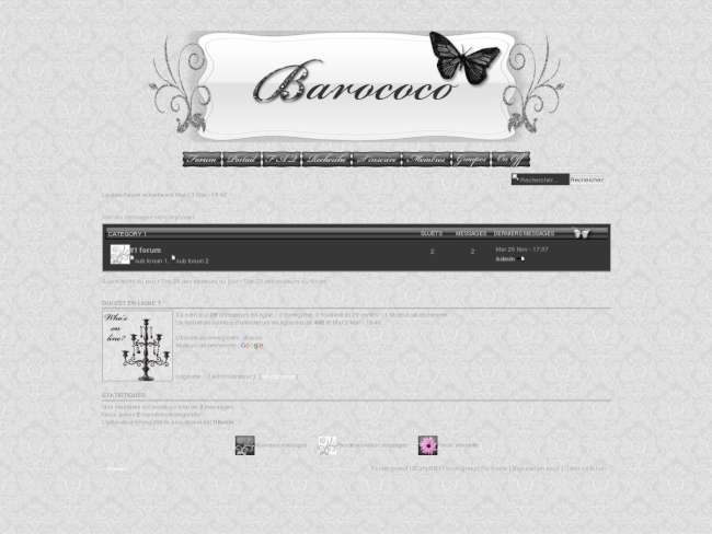 Barococo plume