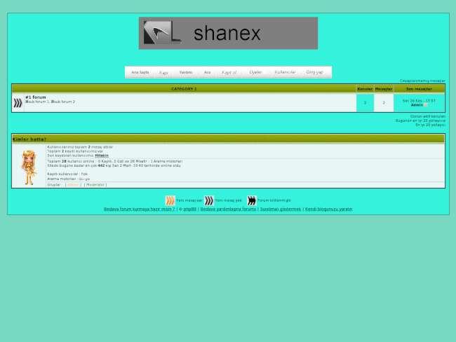 Shanex tema 2