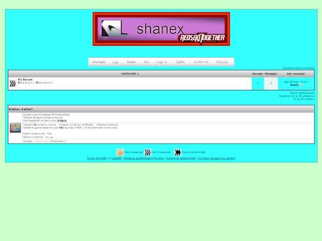 Shanex thama 3