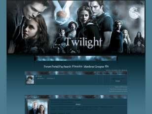Twilight bleu