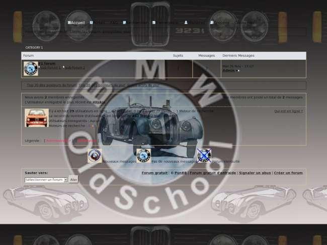 Bmw  voiturede collection