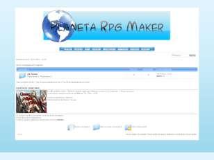 Planeta rpg maker 2.0
