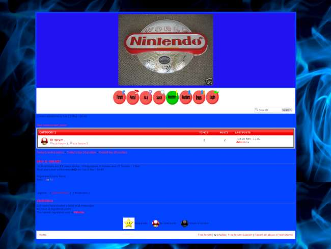 Nintendo!