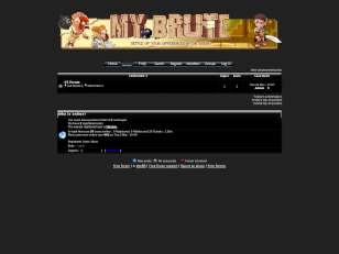 Mybrute forum v2