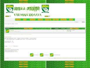 iddaa forum teması