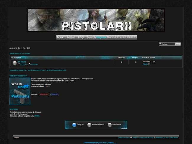 CopyRight @ Pistolarii
