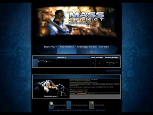Mass effect : point of...
