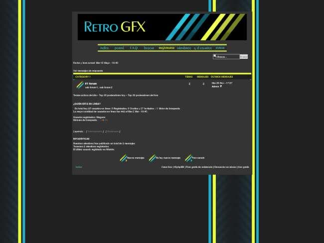 Retro gfx [v2]