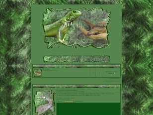 Thème reptiles