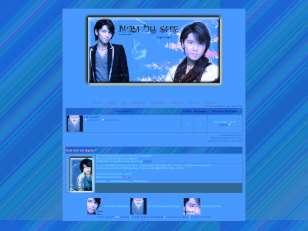 Tegoshi yûya blue