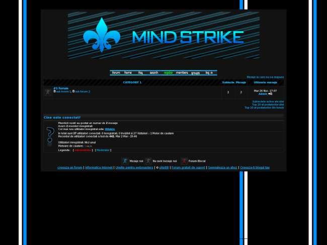 Www.mindstrike.forumz.ro