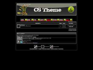 Cs theme by m0cy