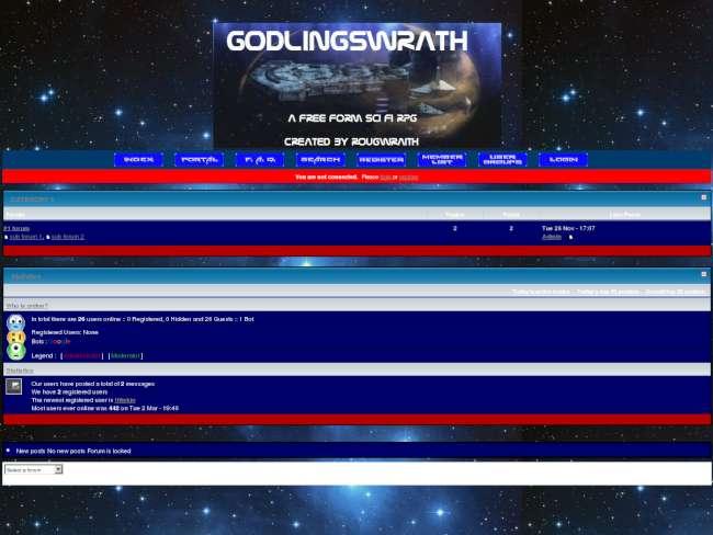 Godlingswrath