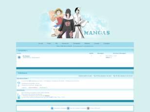 Mangas theme01