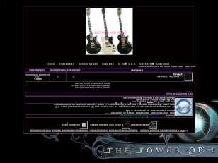 تصميم الجيتارات...